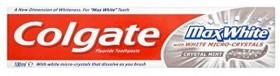 Colgate-MaxWhite-Crystal-Mint-Toothpaste-100mL on sale