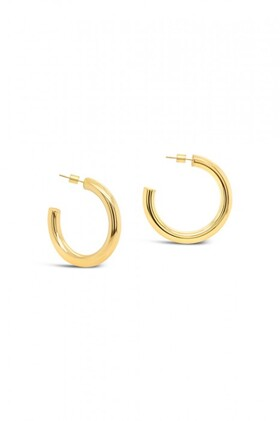 Fairfax-and-Roberts-Contemporary-Medium-Hoop-Earrings on sale