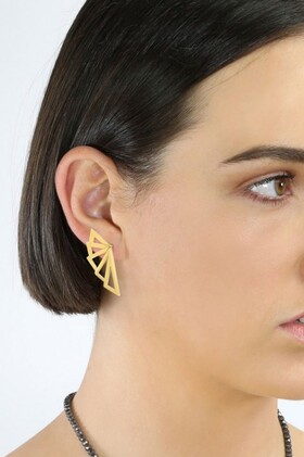 Fairfax-and-Roberts-Retro-Open-Winged-Earrings on sale