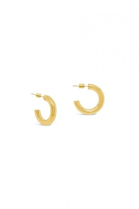 Fairfax-and-Roberts-Contemporary-Small-Hoop-Earrings on sale