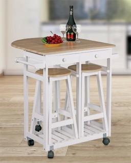 Kitchen-Trolley-Stools on sale