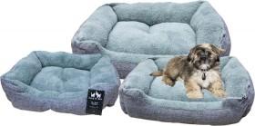 Grey-Premium-Pet-Beds on sale