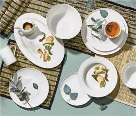 Simon-Gault-White-Bone-China-Dinnerware on sale