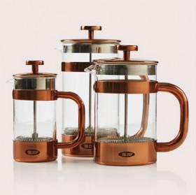 Zip-Boheme-Copper-Colour-Coffee-Plungers on sale