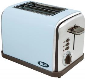 Zip-Retro-Vintage-Blue-2SL-Toaster on sale