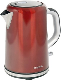 Brabantia-Red-17L-Kettle on sale