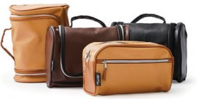 Mambo-Faux-Leather-Toiletry-Kit-Organisers on sale