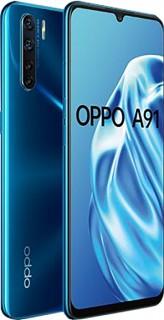 Oppo-A91-128GB-Blazing-Blue on sale