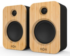 Marley-Get-Together-Duo-Bookshelf-Bluetooth-Speakers on sale