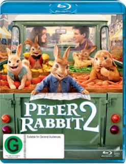 NEW-Peter-Rabbit-2-The-Runaway-Blu-Ray on sale