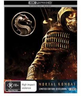 NEW-Mortal-Kombat-4K-Steelbook on sale