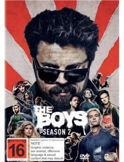 NEW-The-Boys-Season-2-DVD on sale