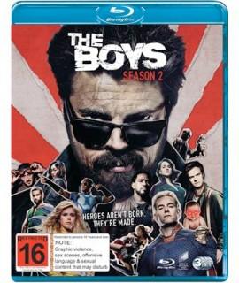 NEW-The-Boys-Season-2-Blu-Ray on sale