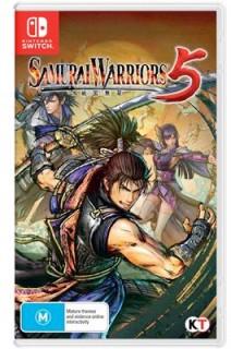 Nintendo-Switch-Samurai-Warriors-5 on sale