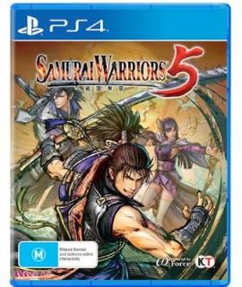 PS4-Samurai-Warriors-5 on sale