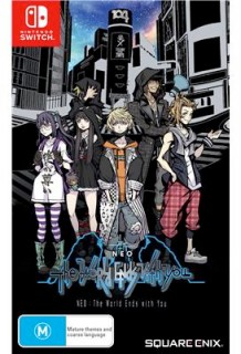 Nintendo-Switch-NEO-The-World-Ends-with-You on sale