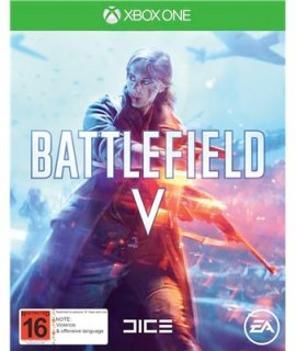Xbox-One-Battlefield-V on sale