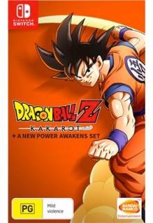 Nintendo-Switch-Dragon-Ball-Z-Kakarot-A-New-Power-Awakens-Set on sale