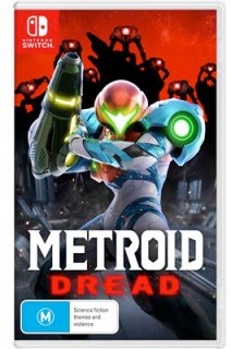 Nintendo-Switch-Metroid-Dread on sale
