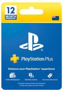 PlayStation-Plus-12-Month-Membership-Digital-Download on sale