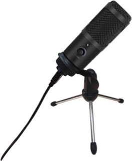 Playmax-Streamcast-USB-Condenser-Microphone on sale