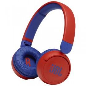 JBL-JR310BT-Kids-Wireless-On-ear-Headphones-Red-Blue on sale