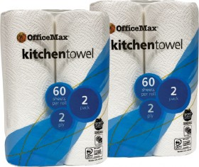 OfficeMax-Kitchen-Towel on sale