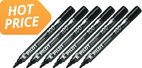 Pilot-SCA100-Permanent-Markers on sale