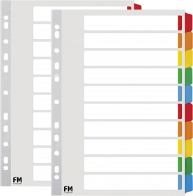 FM-A4-Index-Dividers on sale