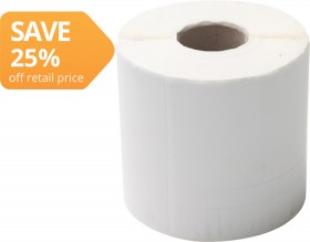 Blank-Thermal-Courier-Labels on sale