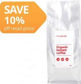 Trade-Aid-Fairtrade-Coffee-500g on sale