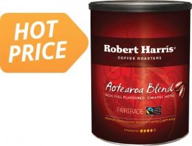 Robert-Harris-Fairtrade-Instant-Coffee-400g on sale