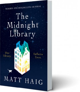 The-Midnight-Library on sale