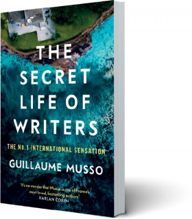 NEW-The-Secret-Life-of-Writers on sale
