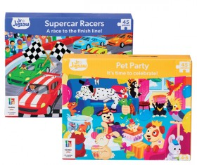 Hinkler-Junior-45-Piece-Puzzles on sale