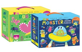 Touch-Feel-Puzzles on sale