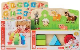 Hape-Wooden-Puzzles on sale