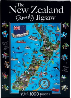 New-Zealand-1000-Piece-Puzzle on sale