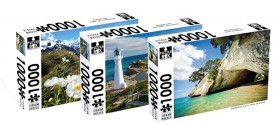 Puzzle-Box-New-Zealand-Scenic-1000-Piece-Puzzles on sale