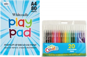 WHSmith-Colouring-Bundle on sale