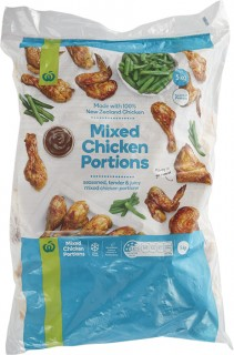 Countdown-Frozen-Mixed-Chicken-Portions-5kg on sale
