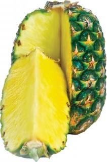 Pineapple on sale