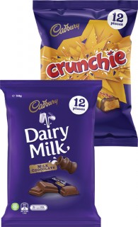 Cadbury-Chocolate-Sharepacks-144-180g on sale