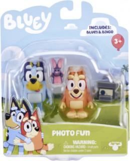 Bluey-2-Pack-Figure-Photo-Fun on sale