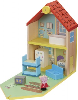 Peppas-Wooden-Playhouse on sale