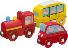 Peppa-Pig-Wooden-Mini-Vehicles-Assortment on sale