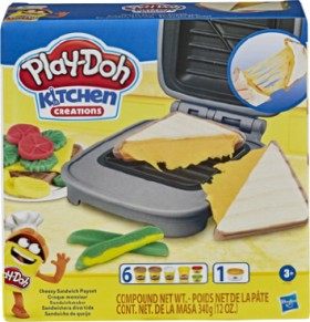 Play-Doh-Kitchen-Creations-Cheesy-Sandwich-Playset on sale