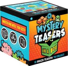 Mystery-Brain-Teasers-in-a-Box on sale