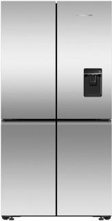 Fisher-Paykel-605L-Designer-Quad-Door-IceWater-SS-Fridge-Freezer on sale
