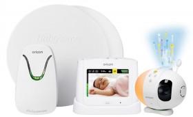 Oricom-Video-Audio-Monitor-Babysense7-Bundle-BS7SC870WH on sale